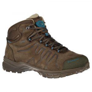 Sepatu Gunung Mammut Mercury Mid III Goretex ORIGINAL