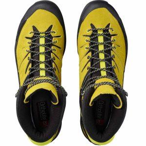 Sepatu Gunung Salomon X Alp Mid LTR GTX a